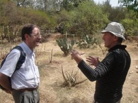 Àngel Pujol y Ángel Olaran