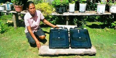 Projecte de compra de 720 potabilitzadores solars d'aigua