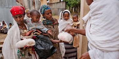 Empoderamiento de niñas y mujeres etíopes de Wukro