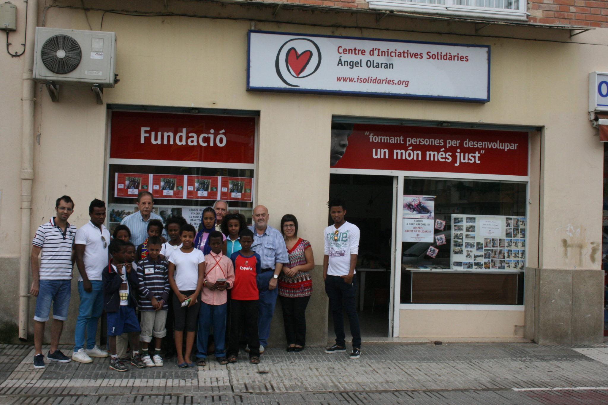 Visita Fundació Exterior