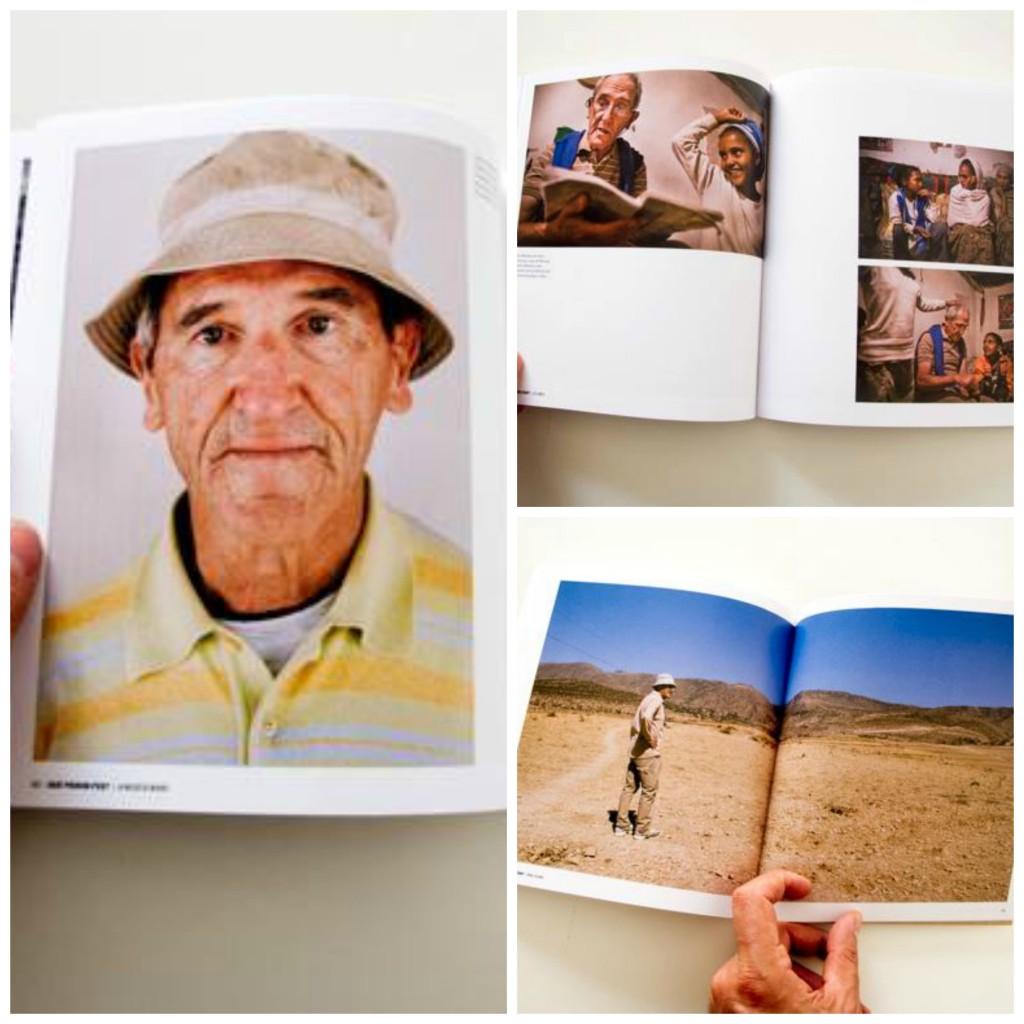 Llibre Què podem fer? Els fets del missioner Angel Olaran