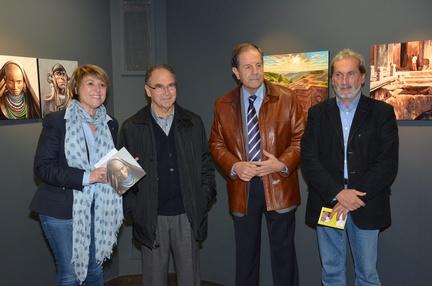 Exposició pintor Espax