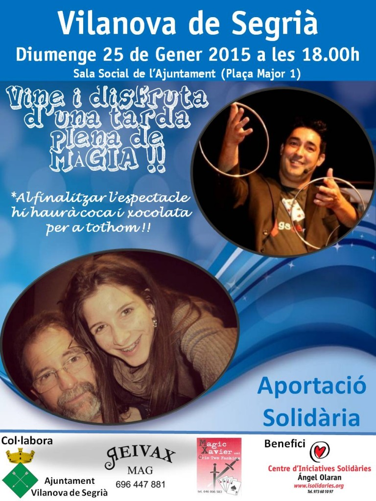 25-01-15 Màgia a Vilanova de Segrià