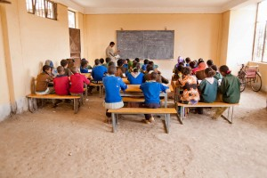 Nens d'Etiòpia: Orfes de Wukro i la seva protecció-Clases de refuerzo los sabados por la mañana