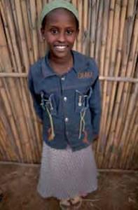 Nens d'Etiòpia: Orfes de Wukro i la seva protecció-Muliena