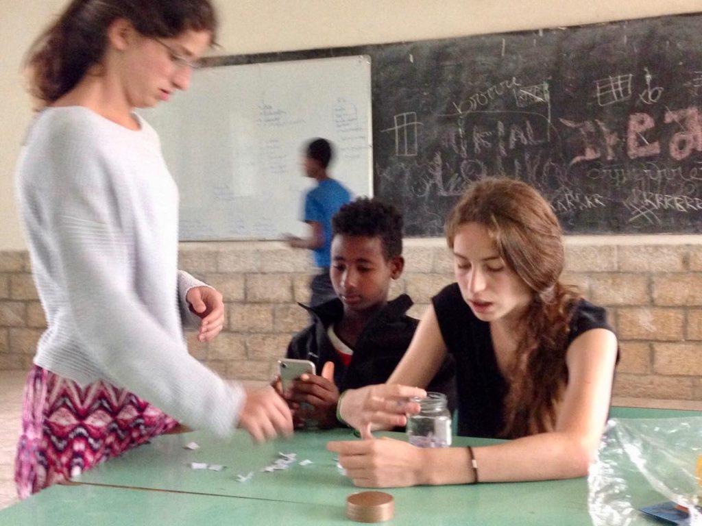 Voluntariat Cristina-3