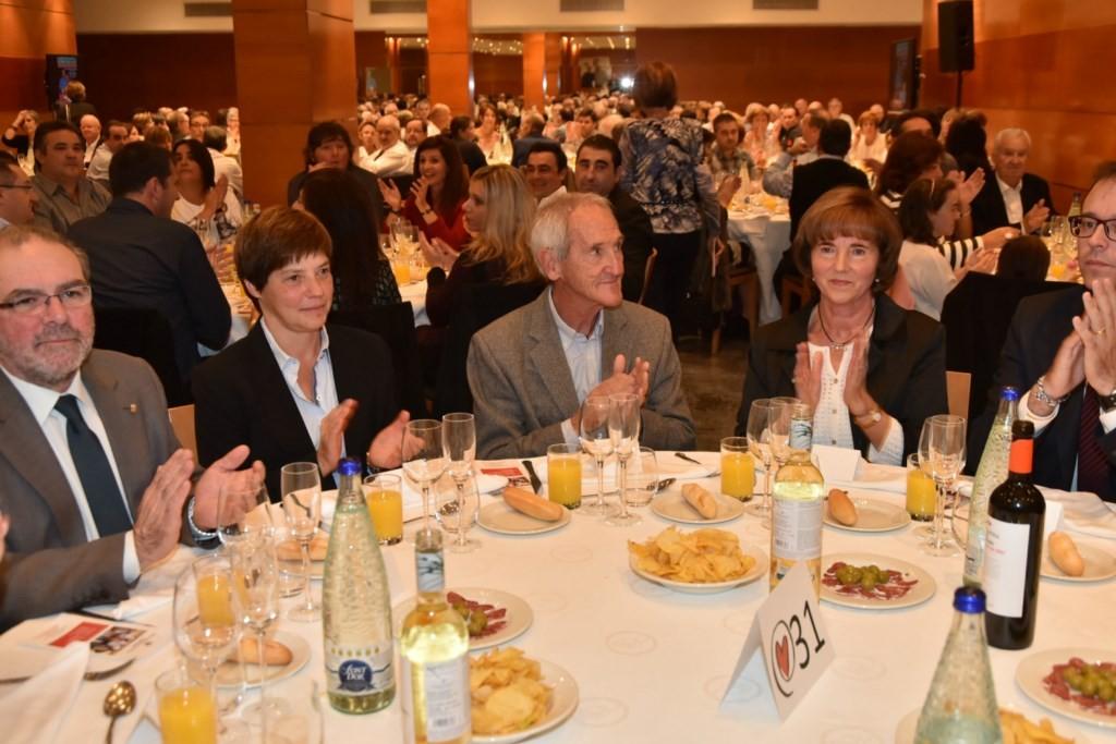 VIII Vetllada Solidària Ángel Olaran 2015-2