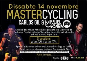 MasterCycling Ekke Lleida solidari