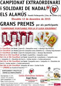 Alamús acull un nou campionat del joc de la botifarra