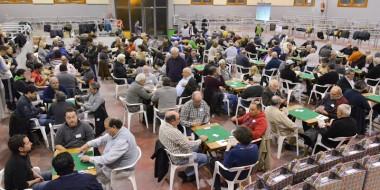 Els Alamús acull un extraordinari campionat de botifarra