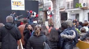 El gran Cagatió de Nadal de Mollerussa Comercial 2015-3