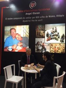 Fira Sant Josep CIS Ángel Olaran 2015-2