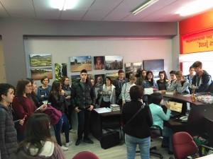 Joves immersos en un projecte europeu sobre el voluntariat-2