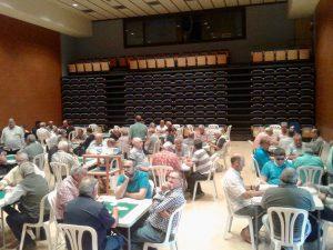 Artesa de Lleida acull el 10è campionat de botifarra 2016-2