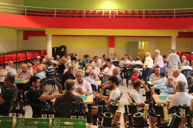 Campionats del joc de la botifarra CIS 2017