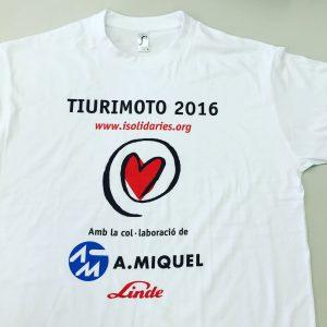Camiseta Tiurimoto 2016