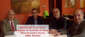 Reconeixement Ànima Abba Melaku per premiar una figura mundial