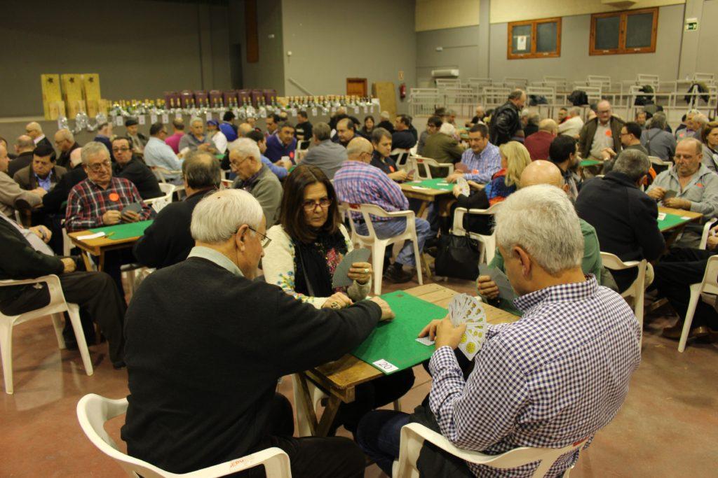 Els Alamús tanca el 2016 de campionats de botifarra