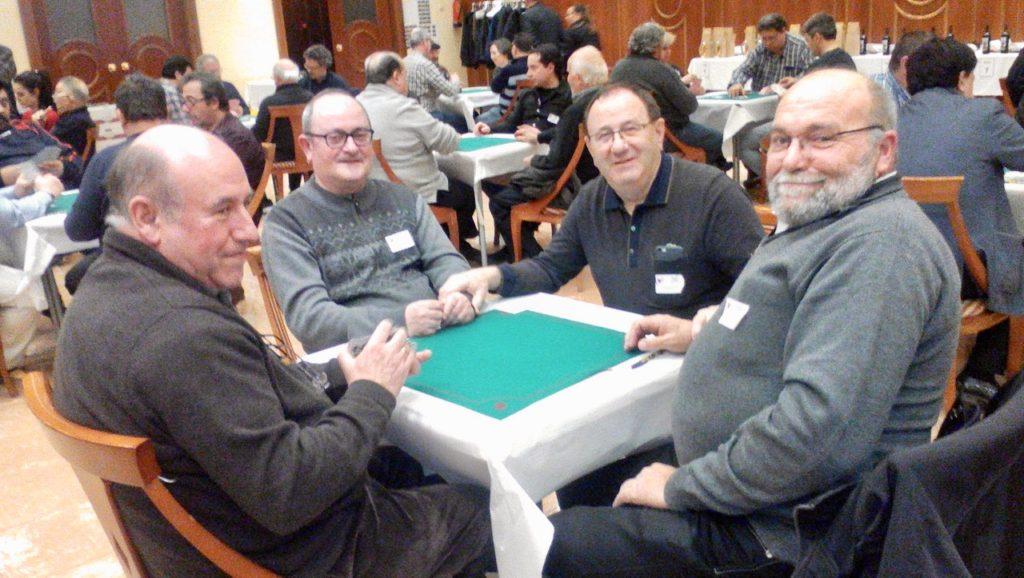 Els campionats del joc de botifarra arriben a Mollerussa