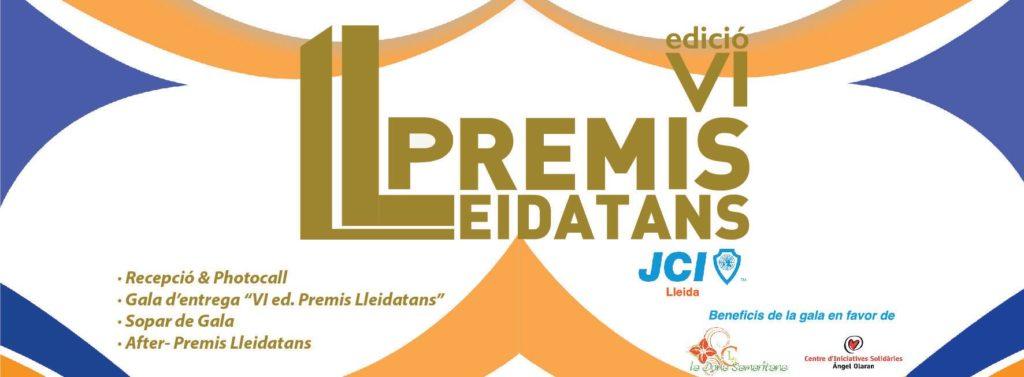 VI Premis Lleidatans solidaris amb el CIS Angel Olaran
