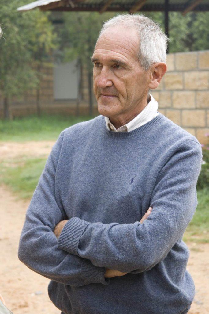 Imatge d'Ángel Olaran a la Missió. A la regió del Tigray, tothom sap on és la missió Saint Mary de Wukro
