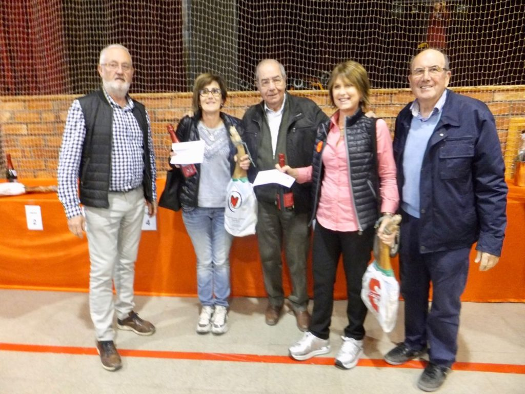 Torres de Segre segueix endavant amb els campionats de botifarra