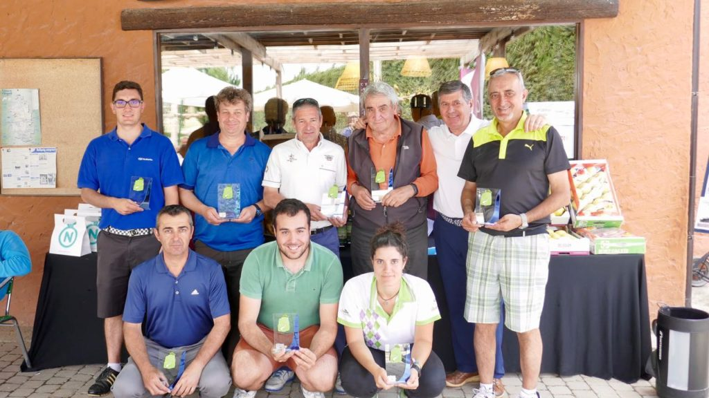6è Torneig Pitch and Putt solidari Ángel Olaran