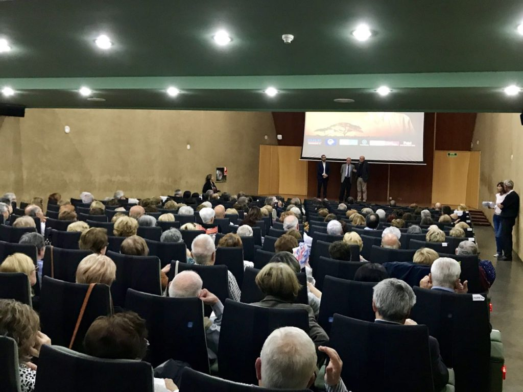 Projecció del film Amic Àngel a la Universitat de Lleida
