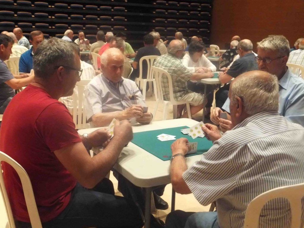Artesa de Lleida viu un nou campionat de botifarra