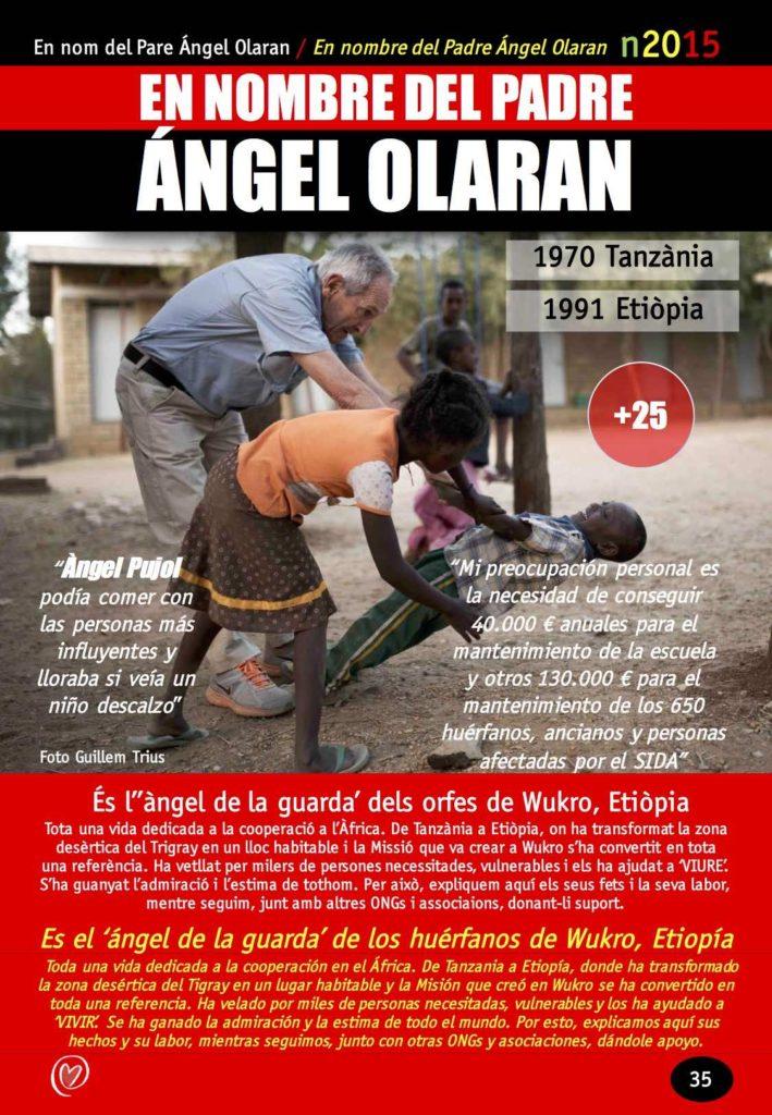 Descarregar gratis En nom del Pare Angel Olaran