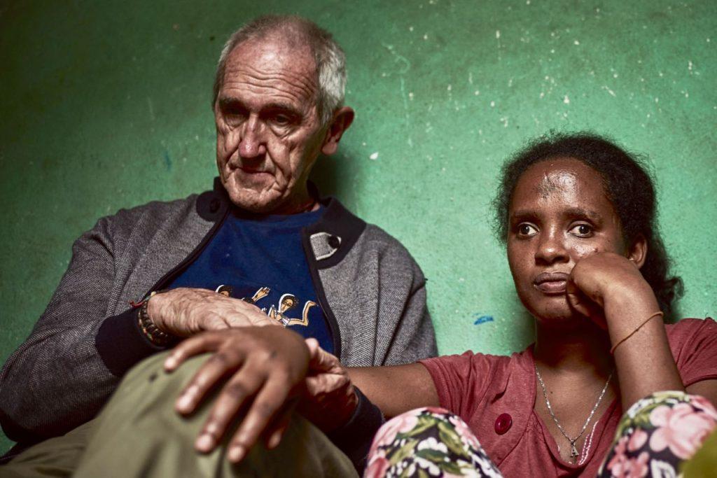 Donativo Angel Olaran para ayudar Etiopía