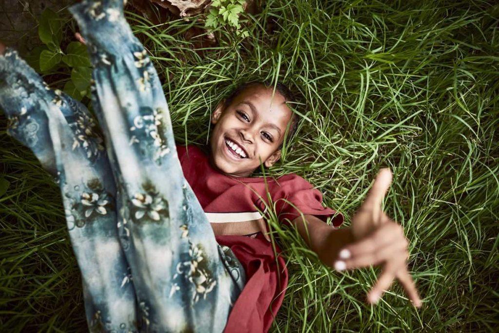 Donativo huérfanos Wukro en Etiopía