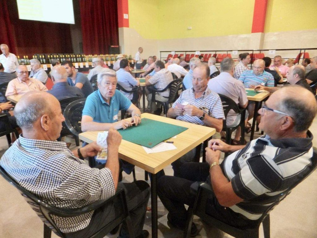 Juncosa acull el campionat solidari de botifarra 2017-2