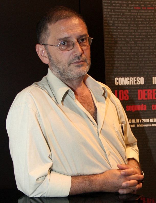 El jueu Meir Margalit guanya el Ànima per voler la pau amb els palestins