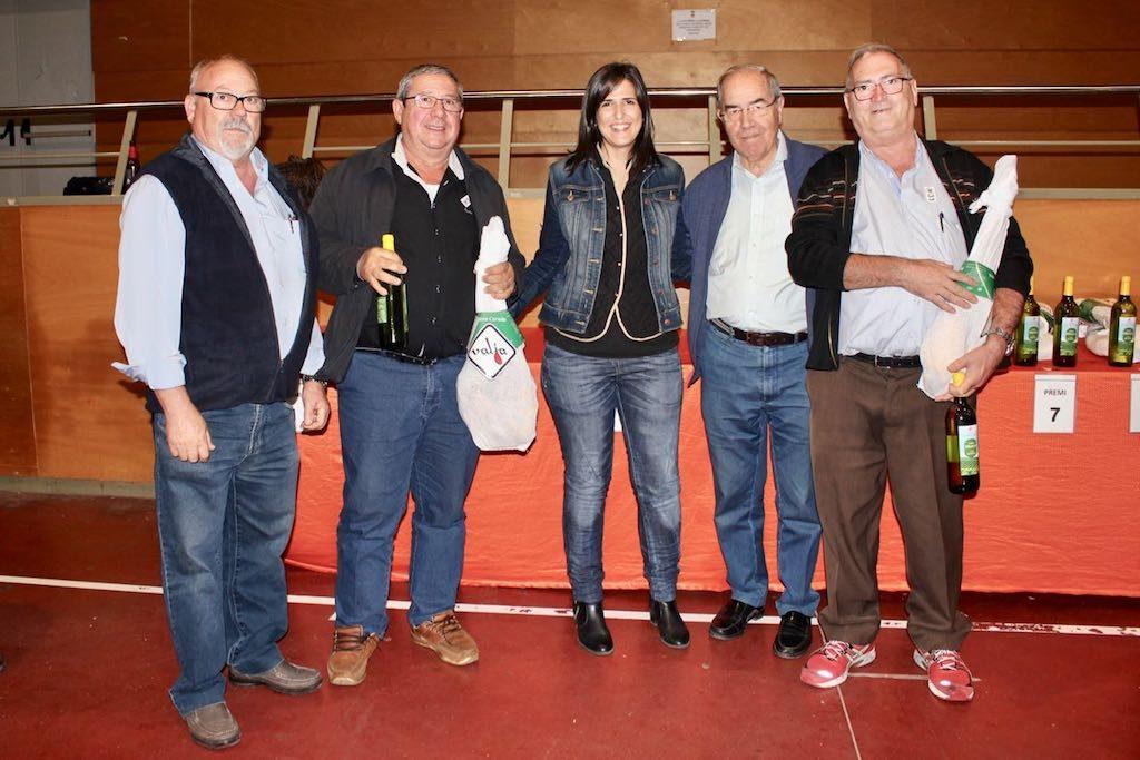 Aitona torna a ser escenari del campionat de botifarra