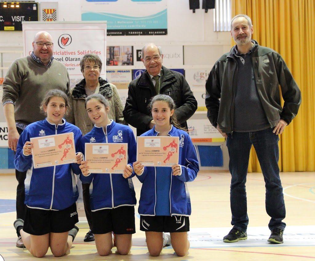 5è Torneig 3x3 Solidari del Club Bàsquet Mollerussa