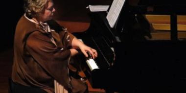 Concert solidari de la pianista Teresina Jordà