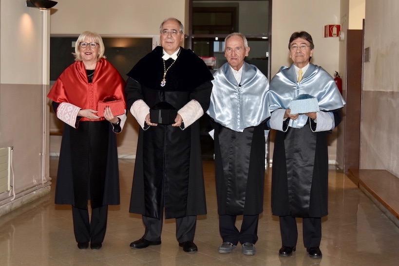 Angel Olaran comparteix la distinció de doctor honoris causa-12