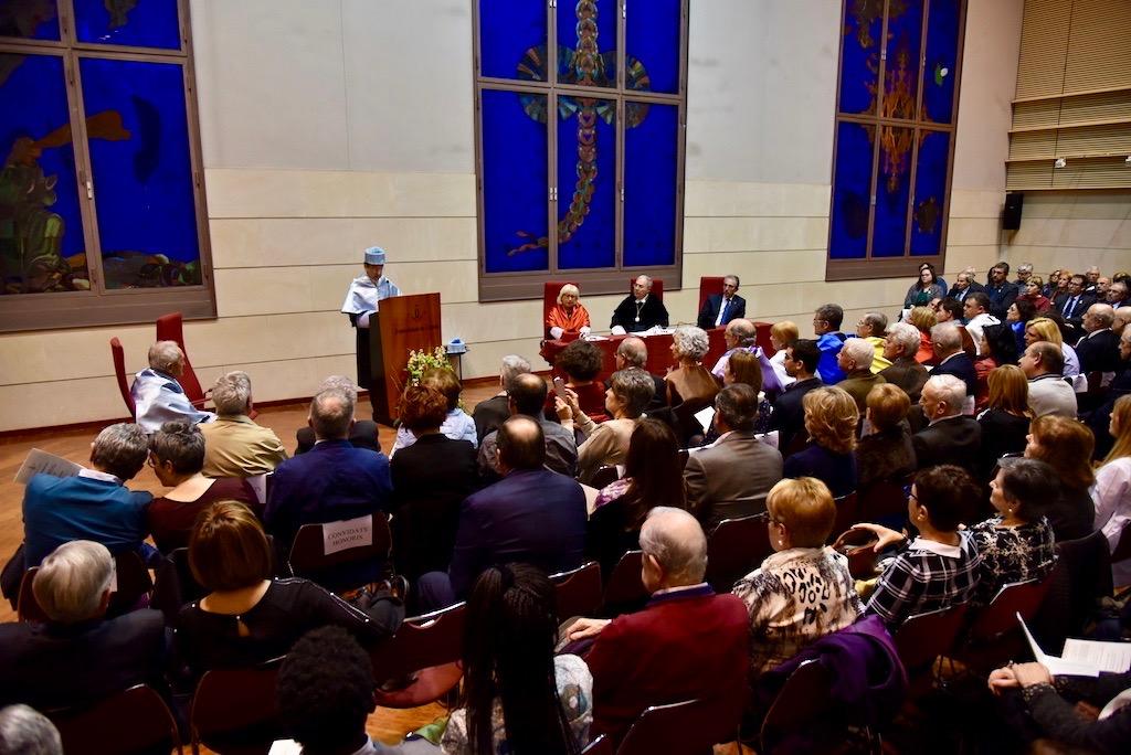 Angel Olaran comparteix la distinció de doctor honoris causa-59