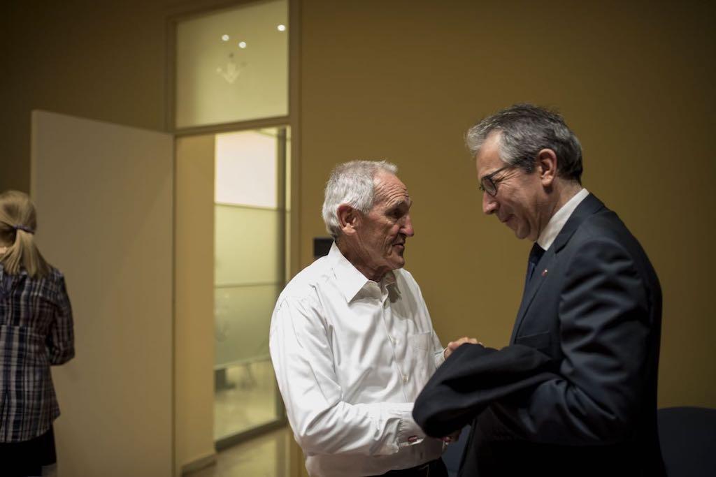 Angel Olaran comparteix la distinció de doctor honoris causa_52