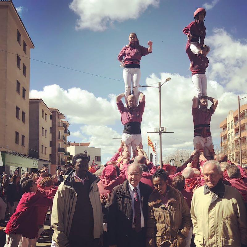 Tómbola solidària a la Fira Sant Josep Mollerussa 2018