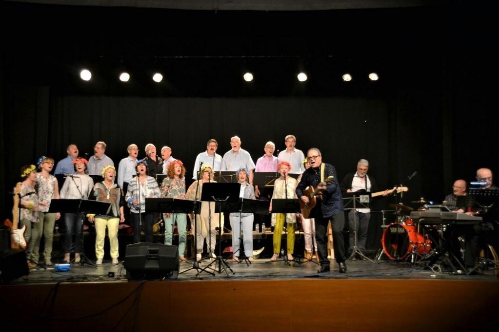 Artesa de Lleida celebra un concert solidari de TECLAM'S