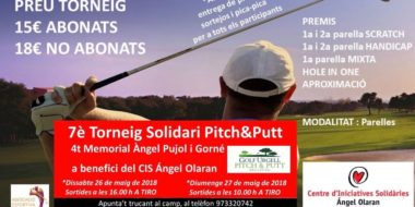 7e Torneig Pitch and Putt solidari