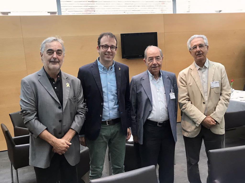 Reunió Jurat III Reconeixements Ànima del 2018