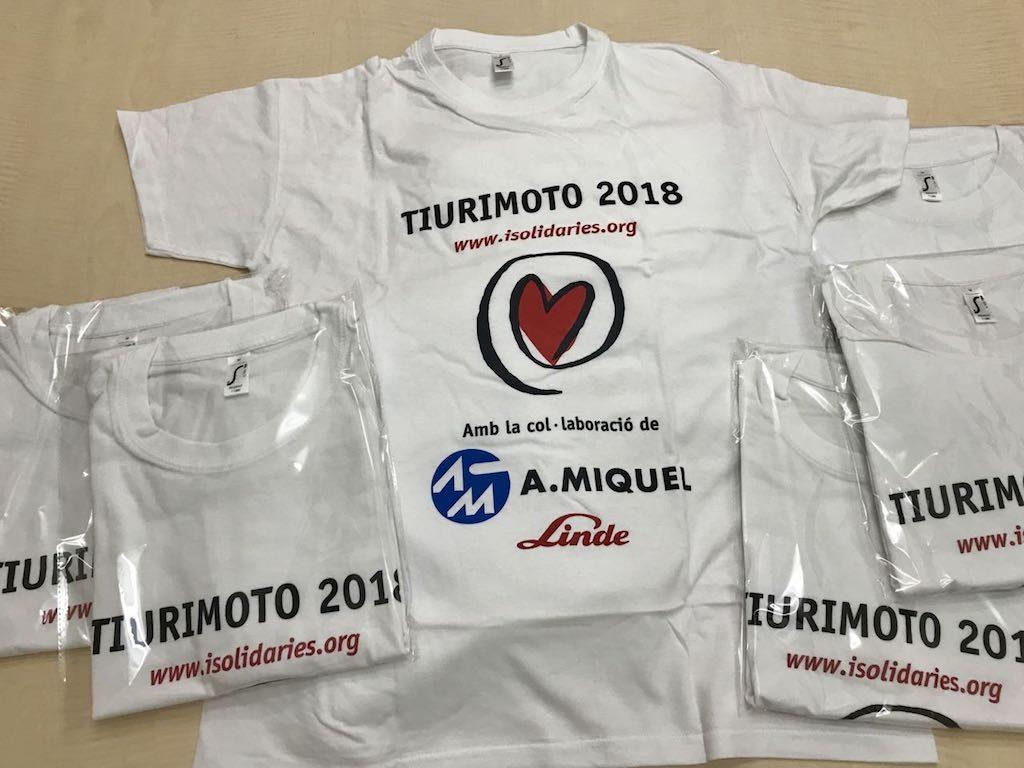 Camiseta Tiurimoto 2018