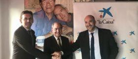 Obra Social la Caixa dona 3000 € per labor del pare Olaran