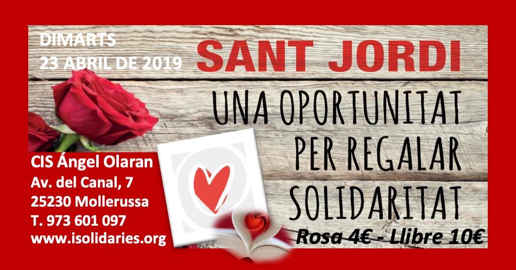 Diada Sant Jordi 2019
