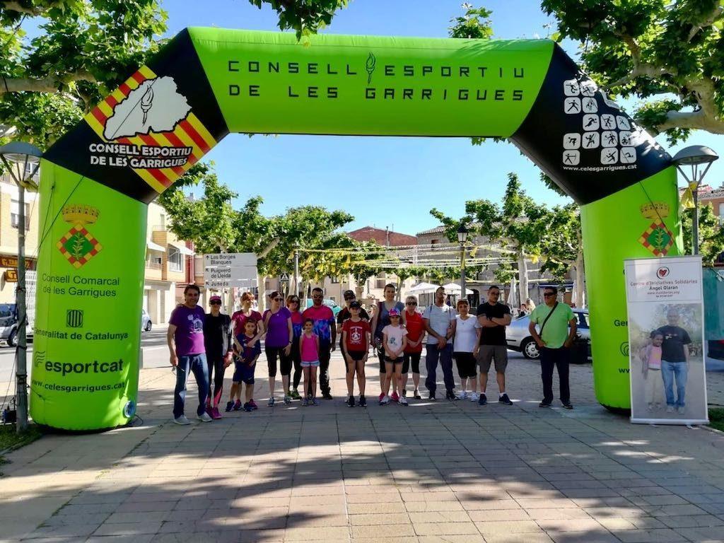 II Marxa Popular Solidària Castelldans-2019-2