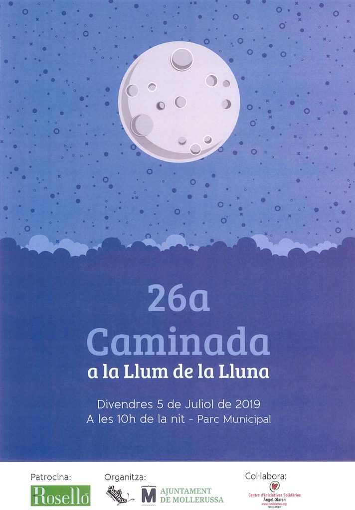 26a Caminada a la llum de la lluna-Cartell-WEB