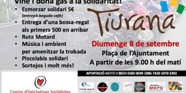 XII Matinal Motard Tiurana amb esmorzar solidari 2019-web